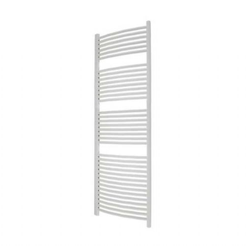Abacus Elegance Radius Curved Towel Rail - 1700mm x 480mm - White